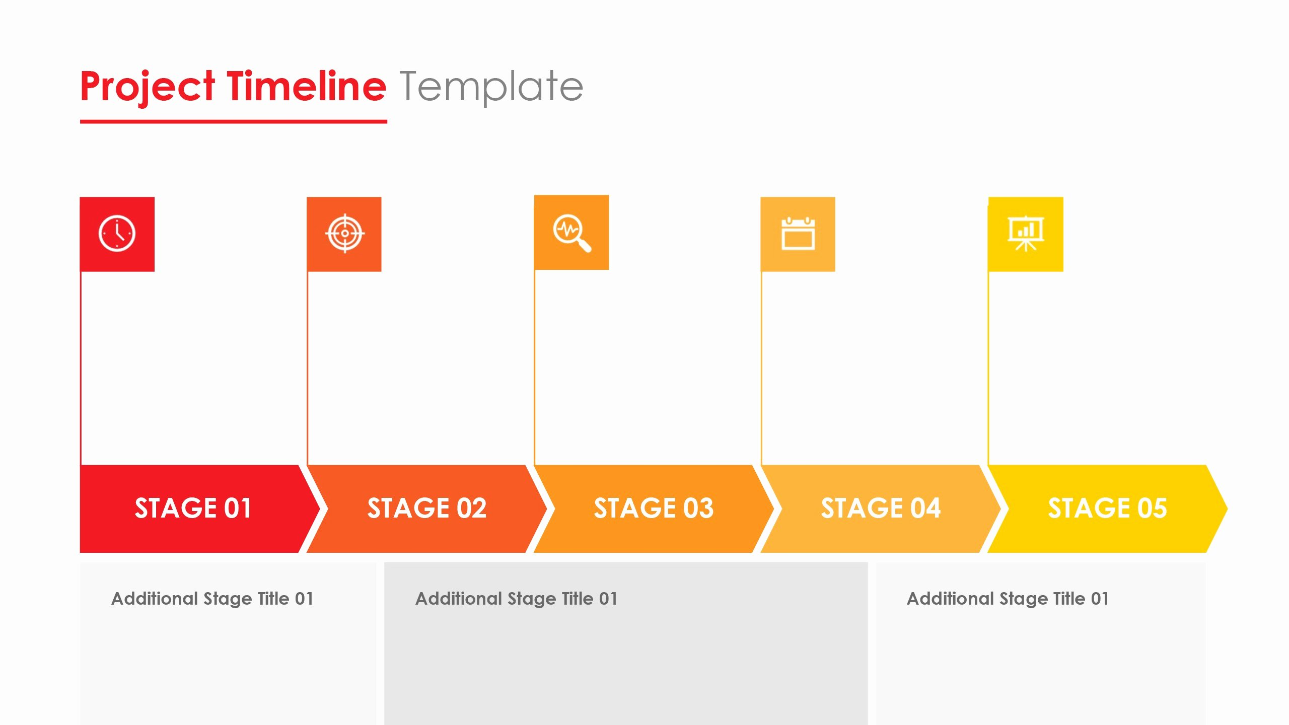 Powerpoint Timeline Template Free New Timelines Fice