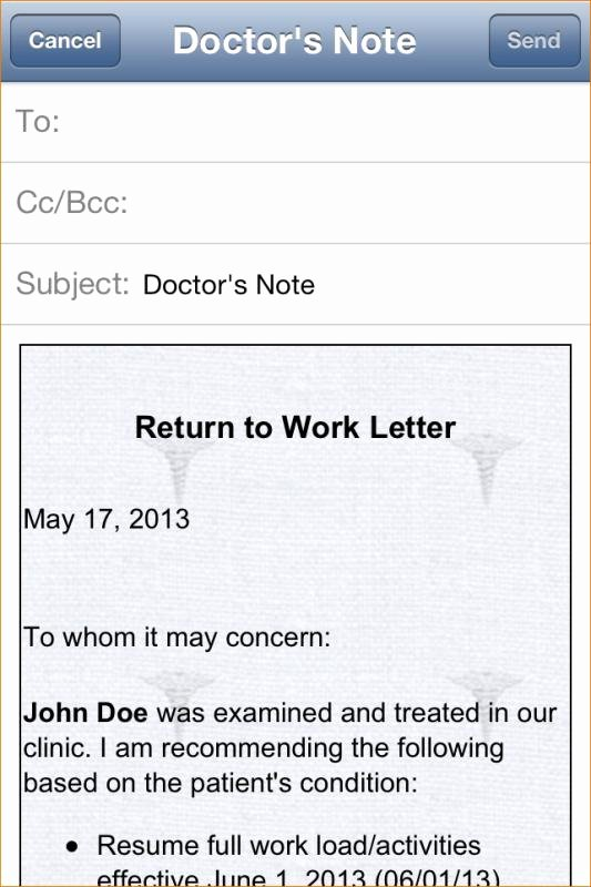 Printable Fake Doctors Notes Free Best Of Free Printable Doctors Excuse for Work