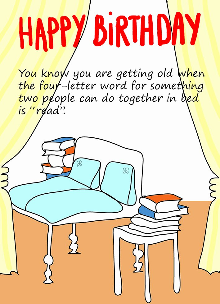 Printable Funny Birthday Card Inspirational Funny Printable Birthday Cards