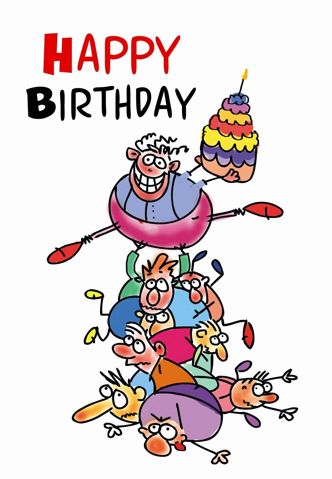 Printable Funny Birthday Cards Awesome Free Printable Funny Birthday Greeting Card