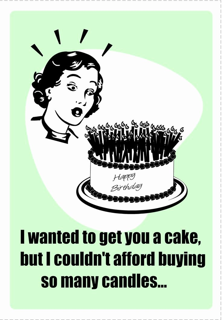 Printable Funny Birthday Cards Best Of 138 Best Images About Birthday Cards On Pinterest