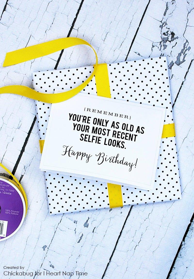 Printable Funny Birthday Cards Fresh Printable Birthday Cards I Heart Nap Time