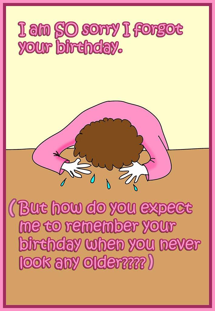Printable Funny Birthday Cards Inspirational Funny Printable Birthday Cards