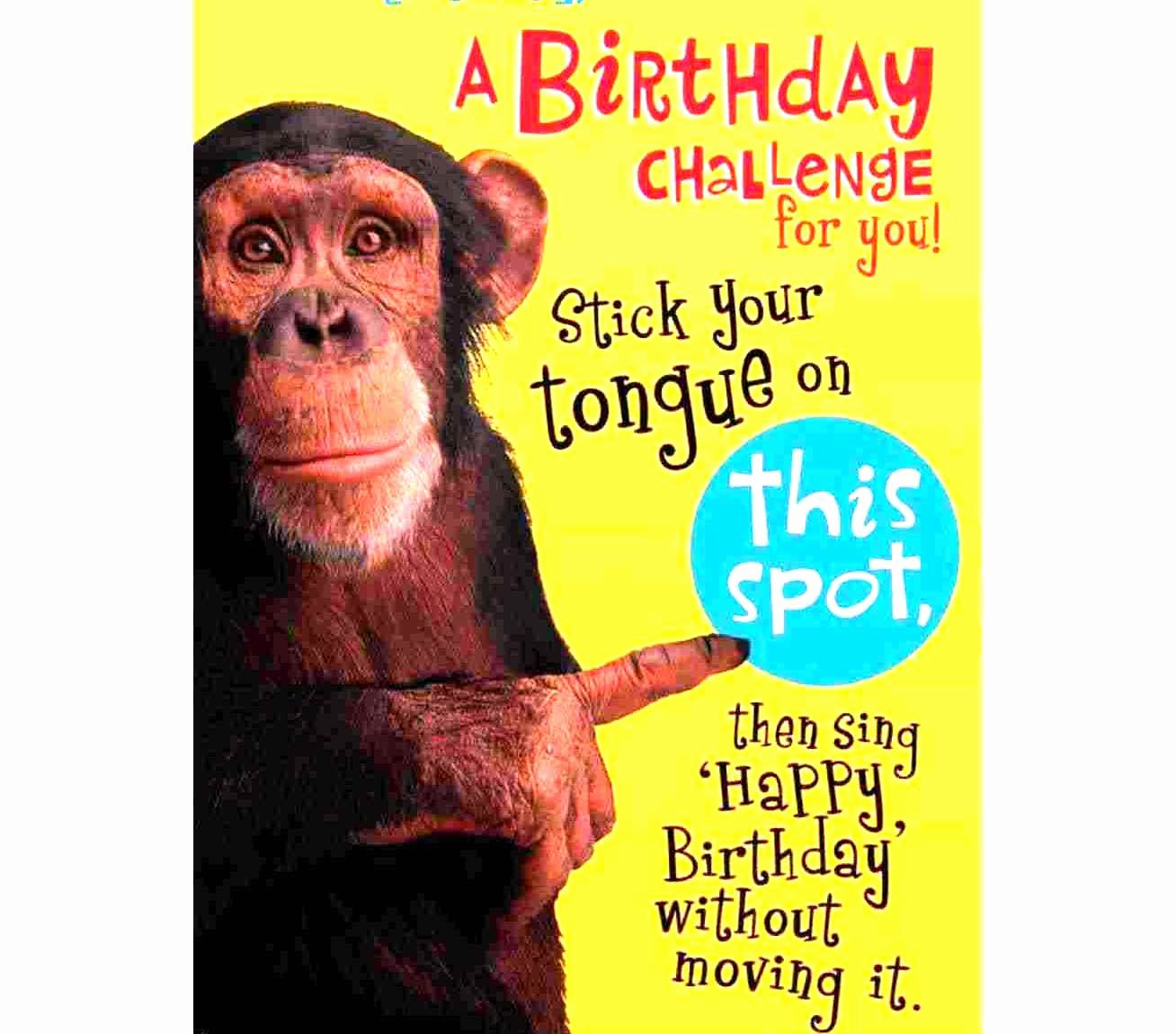 Printable Funny Birthday Cards Lovely Free Printable Funny Birthday Cards for Men Template