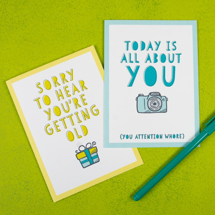 Printable Funny Birthday Cards New Free Funny Printable Birthday Cards for Adults Eight