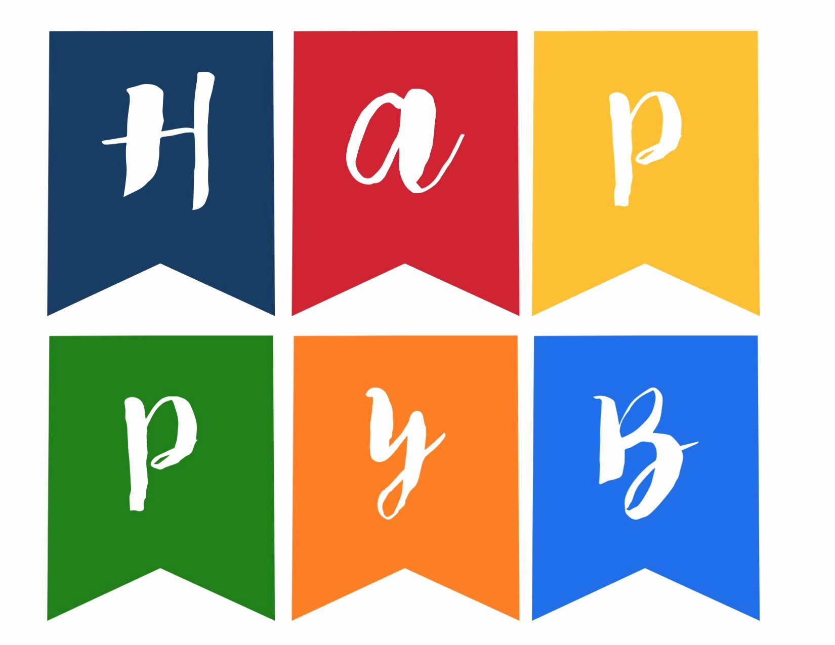 Printable Happy Birthday Banners Luxury Happy Birthday Banner Free Printable Paper Trail Design