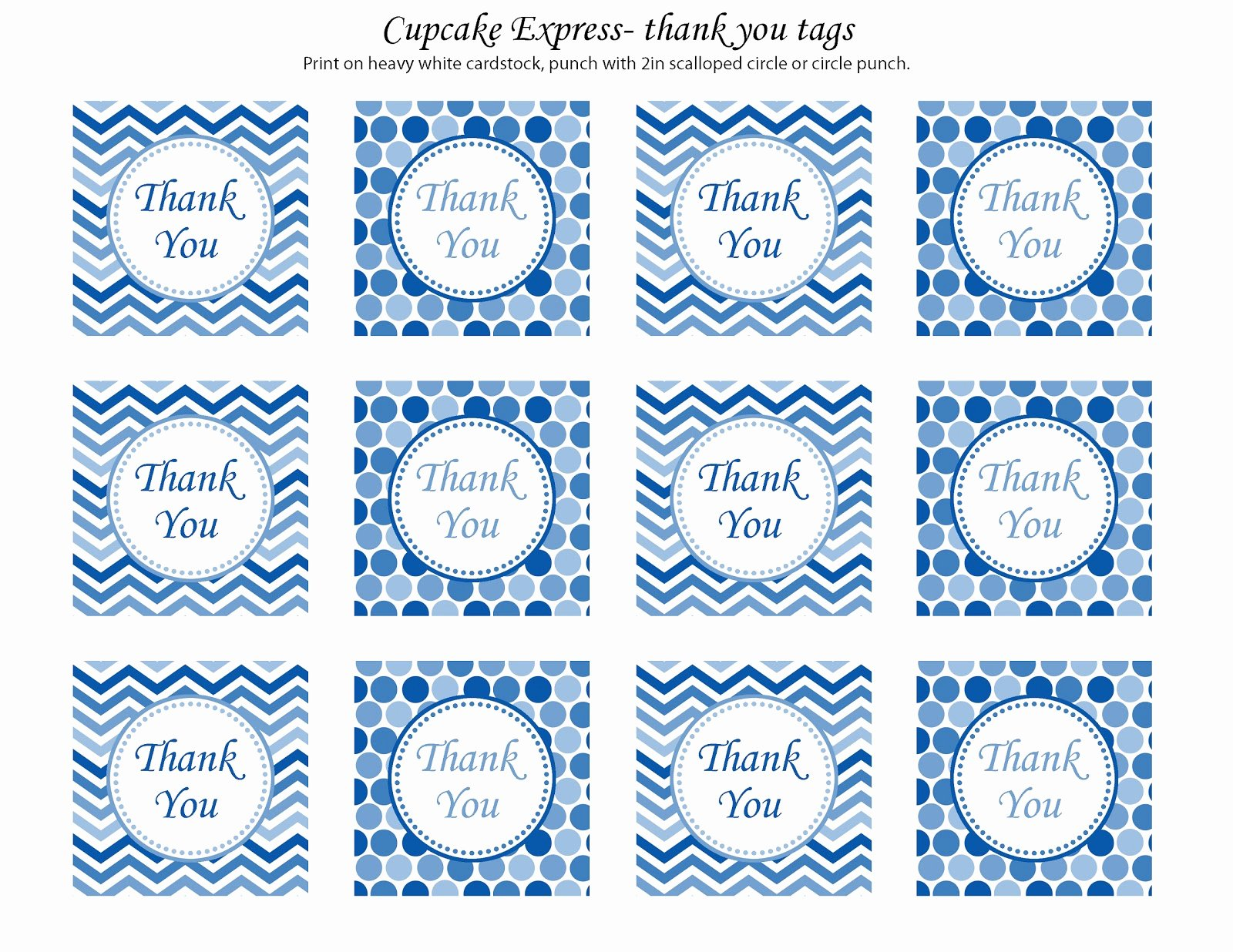 Printable Thank You Tags Awesome Thanks so Much to All My Fabulous Fans