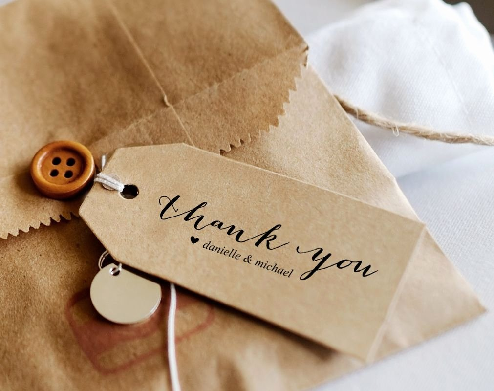 Printable Thank You Tags Lovely Free Editable Thank You Tag Wedding Thank You Tags Gift