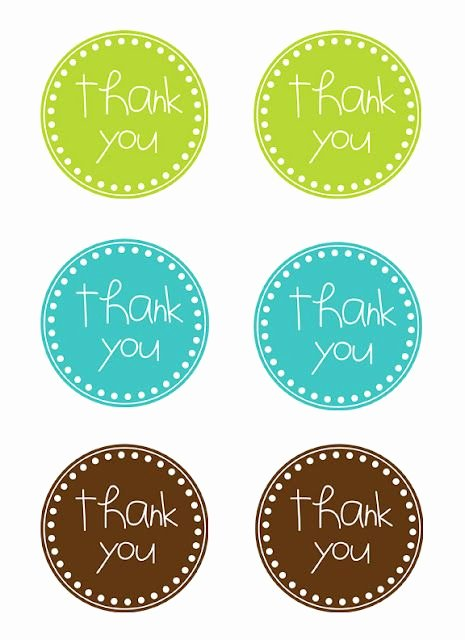 Printable Thank You Tags Luxury Case Gift Free Printable Tags
