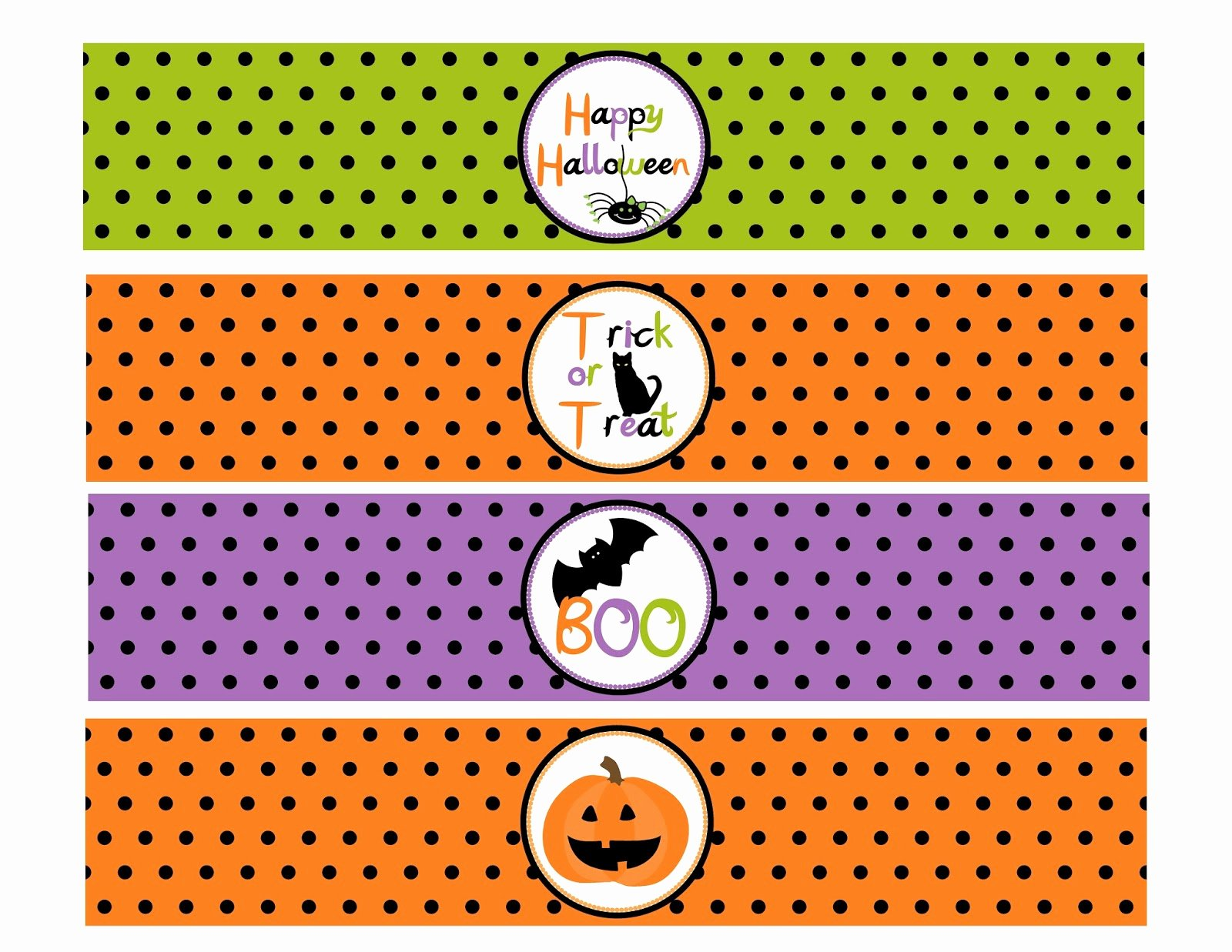 Printable Water Bottle Labels Fresh so Cute Parties Halloween Party Printables