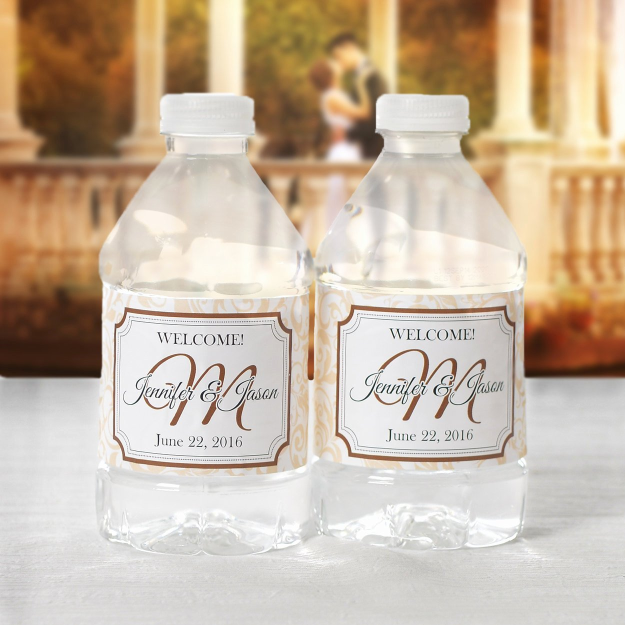 Printable Water Bottle Labels New Bottled Water Labels 30 Wedding Water Bottle Labels