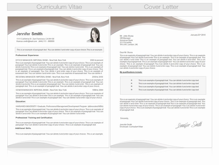 Professional Resume Template Word Lovely Professional Cv Word Template Ma Class Contemporary
