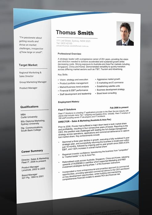 Professional Resume Template Word Unique 10 Best Sample Resumes & Professional Resume Templates