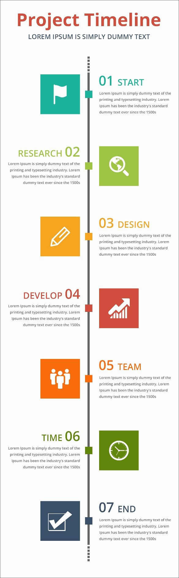 Project Timeline Template Word Awesome Project Timeline Templates 21 Free Word Ppt format