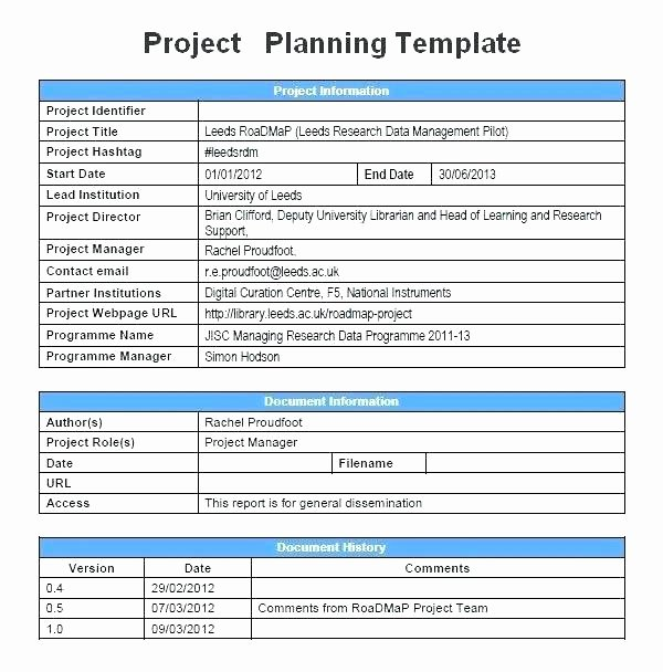 Project Timeline Template Word Inspirational Free Printable Project Management Timeline Template 1282