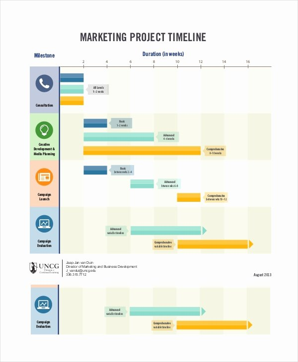 Project Timeline Template Word Inspirational Project Timeline Example 8 Free Word Pdf Documents