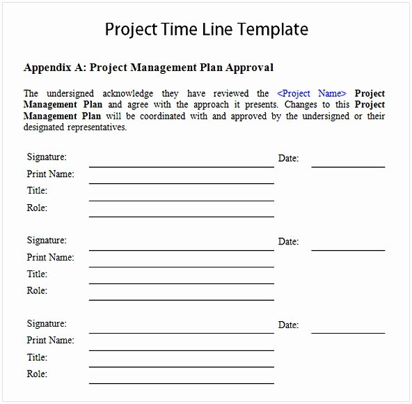 Project Timeline Template Word Luxury Project Timeline Template Word
