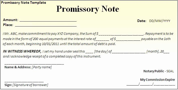 Promissory Notes Templates Free Awesome Local Currencies the Way to Beat the Banksters and Start
