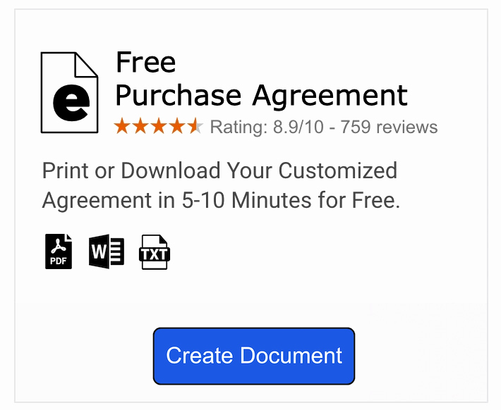 Purchase Agreement Template Word Awesome 28 Purchase Agreement Templates Word Pdf Pages