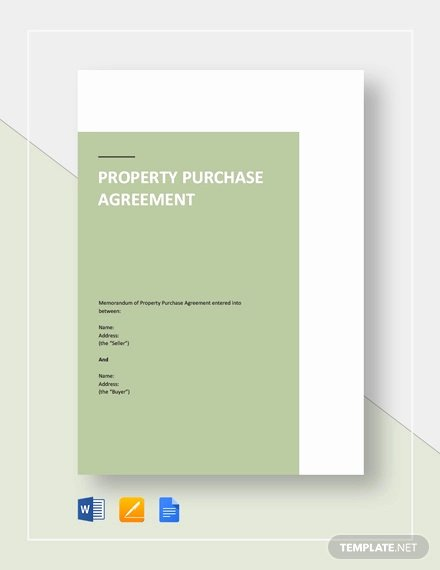 Purchase Agreement Template Word New 28 Purchase Agreement Templates Word Pdf Pages