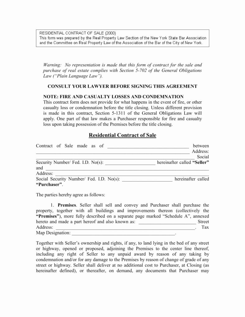 Real Estate Contract Template New 9 Real Estate Purchase Agreement Templates Pdf Word