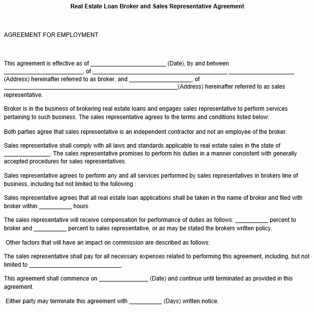 Real Estate Contract Template New Your Blog forddynmywsqgs