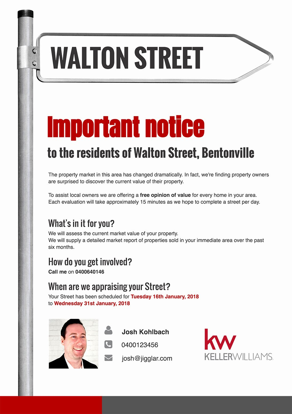 Real Estate Flyer Ideas Awesome 5 Real Estate Letterbox Drop Ideas that Get Massive