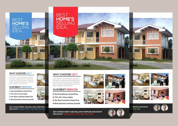 Real Estate Flyer Ideas Best Of Do Awesome Realestate Flyer Poster Postcard Brochure by