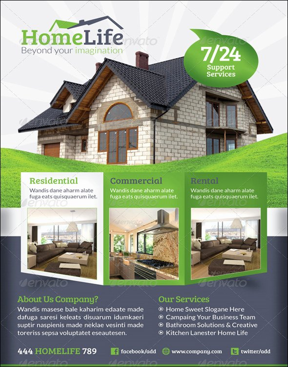 Real Estate Flyer Ideas Fresh 100 Free Real Estate Flyer Psd Templates Download