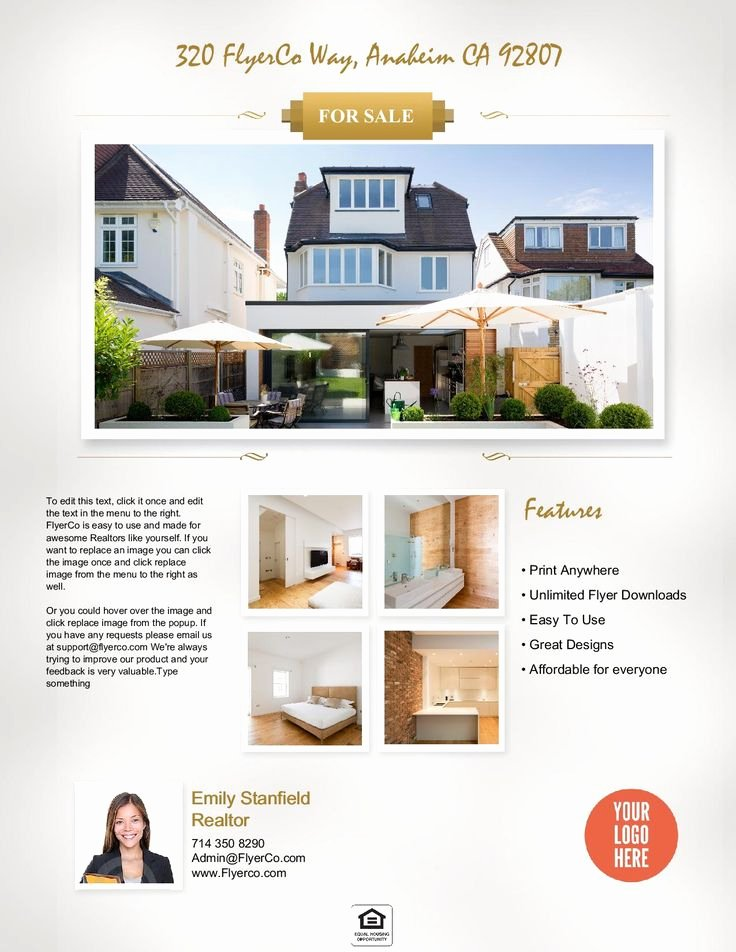 Real Estate Flyer Ideas New 10 Best Flyerco Real Estate Flyers Images On Pinterest
