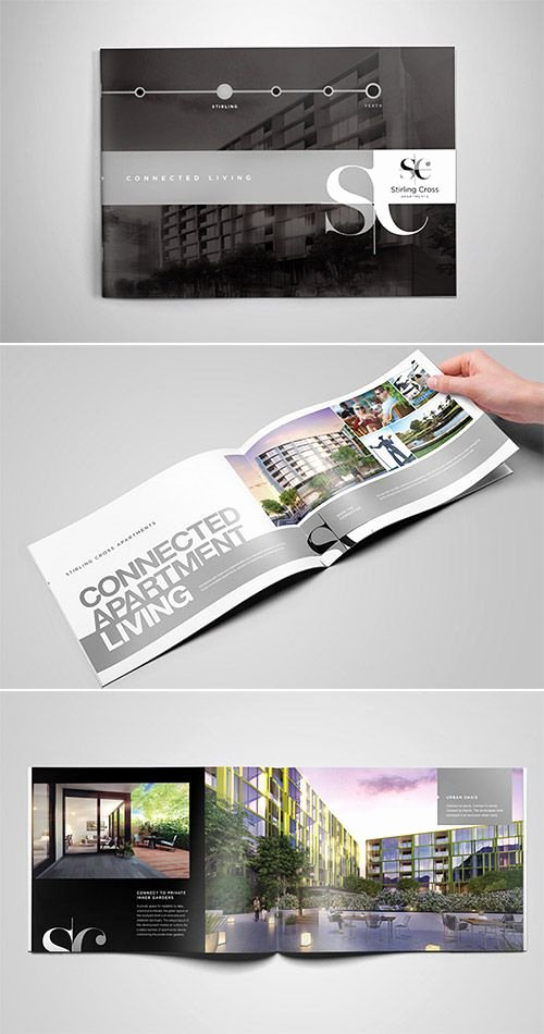 Real Estate Flyer Ideas Unique A Collection Of Effective Real Estate Brochure Designs and