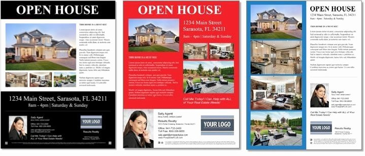 Real Estate Flyer Templates Unique top 25 Real Estate Flyers & Free Templates