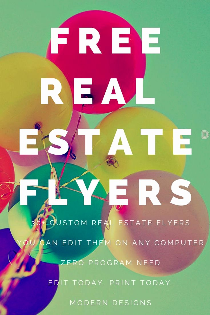 Real Estate Marketing Flyers Awesome Best 25 Real Estate Flyers Ideas On Pinterest