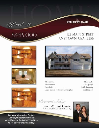 Real Estate Marketing Flyers Beautiful Property Listing Flyers Real Estate Marketing Designed