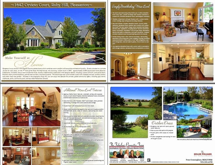 Real Estate Marketing Flyers Beautiful Real Estate Flyer Ideas