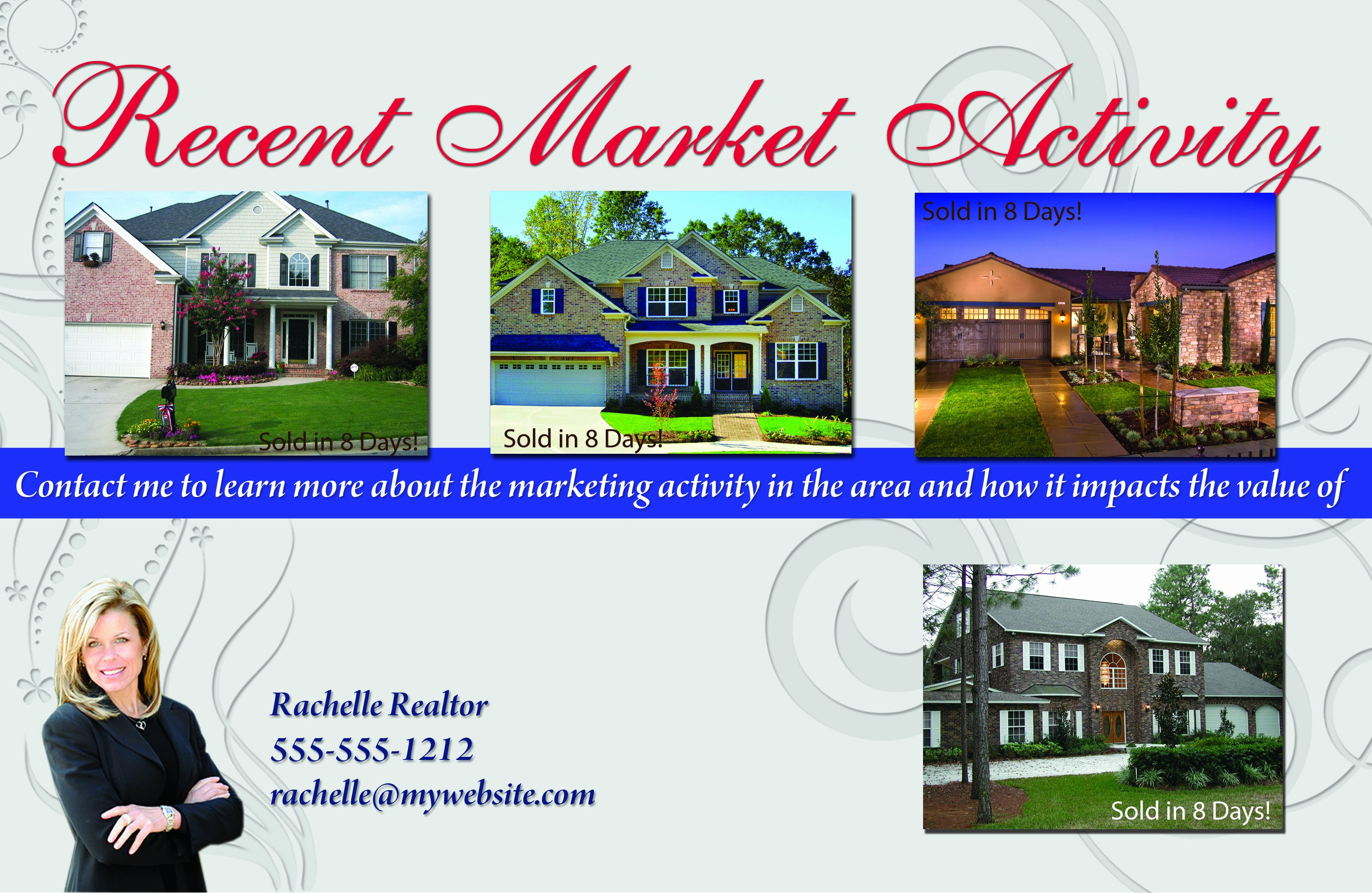 Real Estate Marketing Flyers Best Of Real Estate Marketing Postcards Flyers & Brochures for