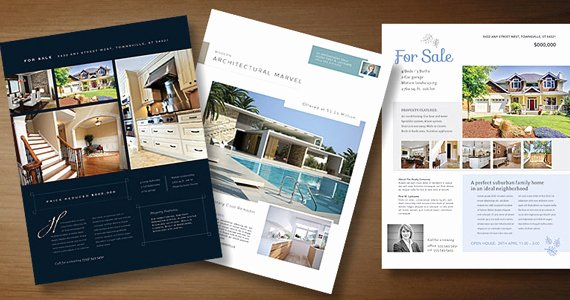 Real Estate Marketing Flyers Elegant Properties and Such Traditional or Line Property Search