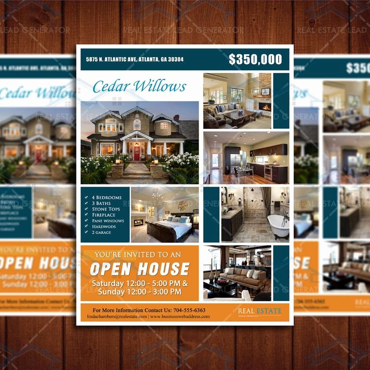 Real Estate Marketing Flyers Fresh 8 5x11 Newly Listed Flyer Template Real Estate Listing