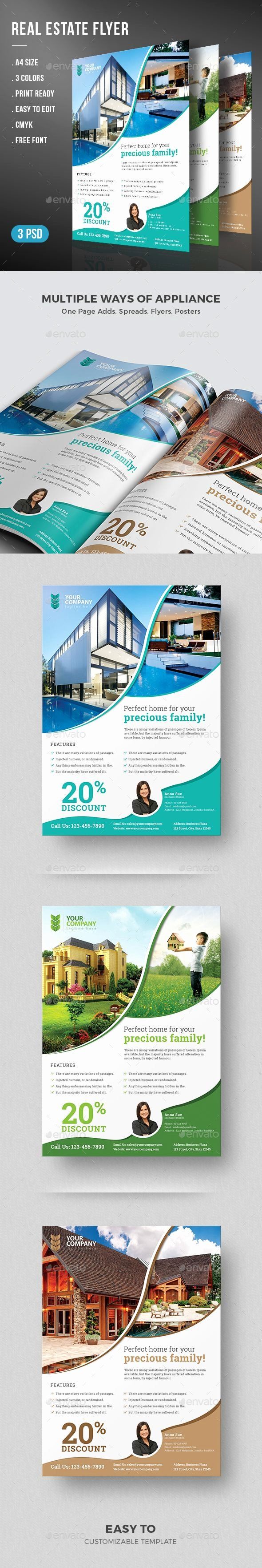 Real Estate Marketing Flyers New Best 25 Marketing Flyers Ideas On Pinterest