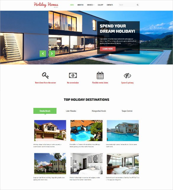 Real Estate Website Templates Elegant 33 Real Estate Website themes & Templates