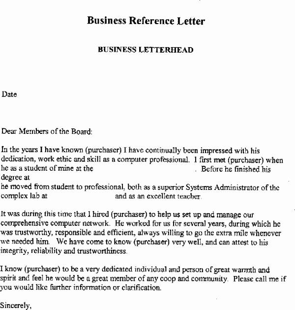 Reference Letter for Apartment Beautiful Download Business Reference Letter for Apartment for Free