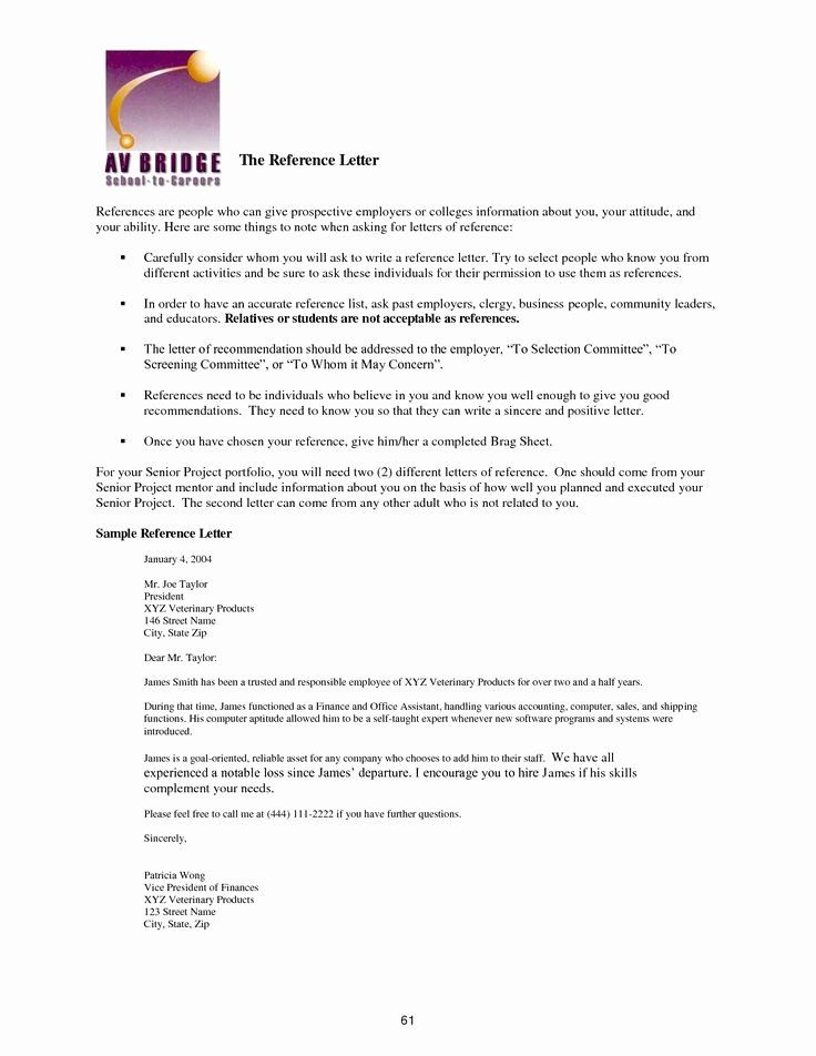 Reference Letter for Immigration Awesome Character Reference Letter for Immigration Template
