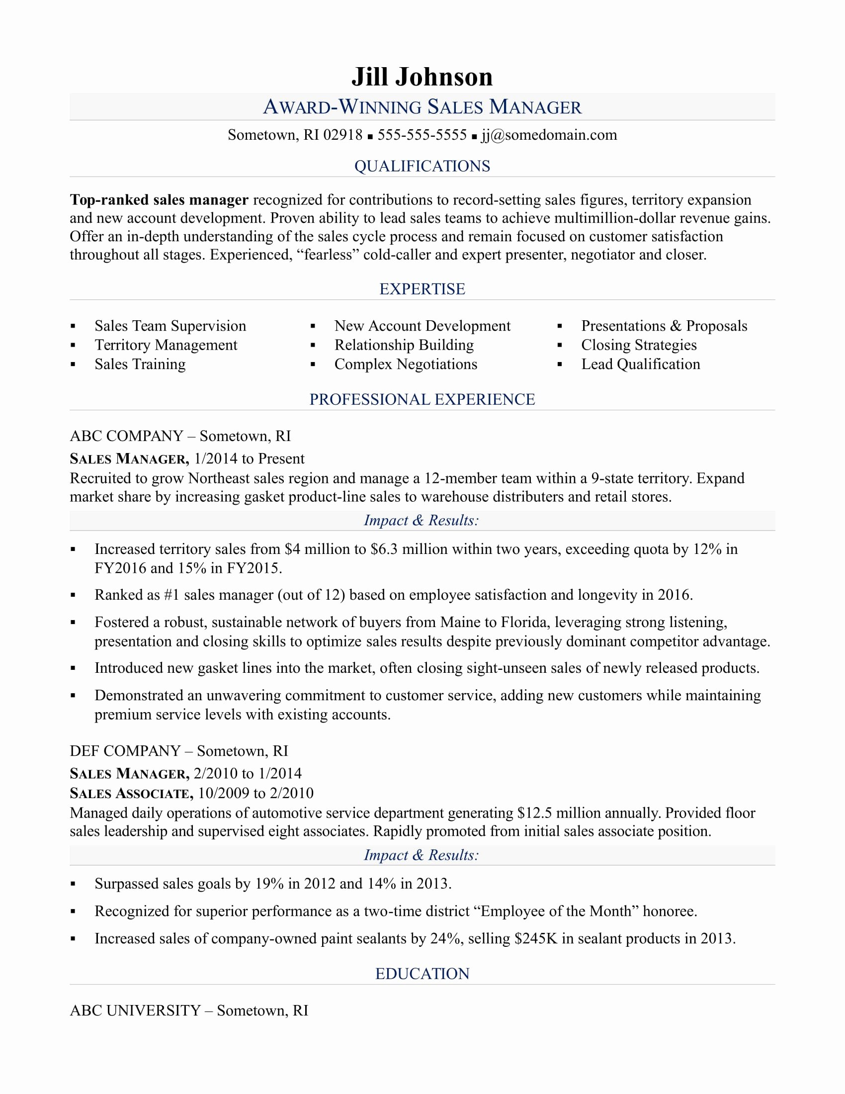 Regional Sales Manager Job Description Beautiful Sales Manager Resume Sample
