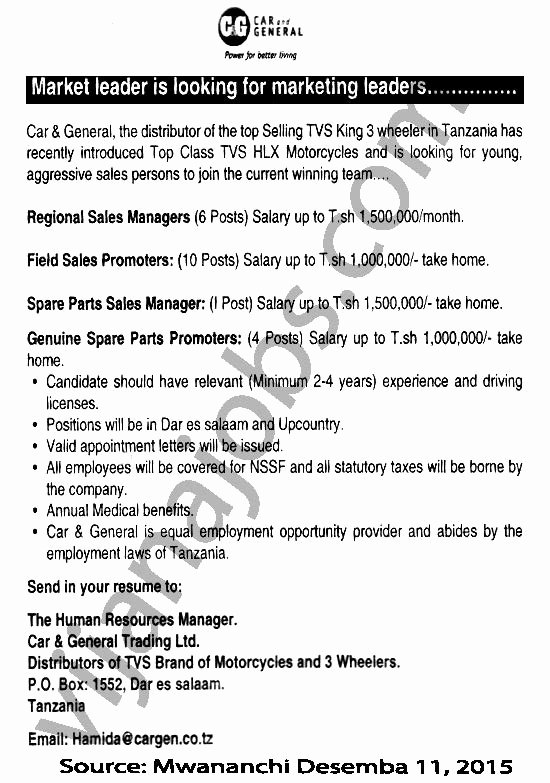 regional sales managers field sales promoters spare parts sales manager genuine spare parts pronoters
