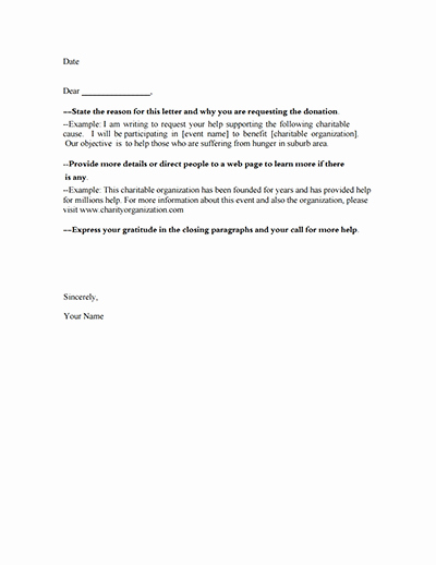 Request for Donations Letter Luxury Donation Request Letter Template Download Create Fill