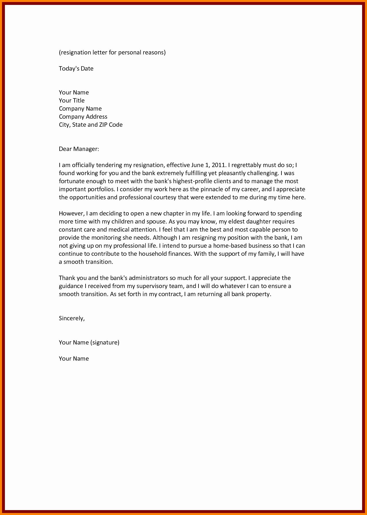 Resignation Letter Effective Immediately Beautiful 7 Effective Immediately Resignation Letter Sample