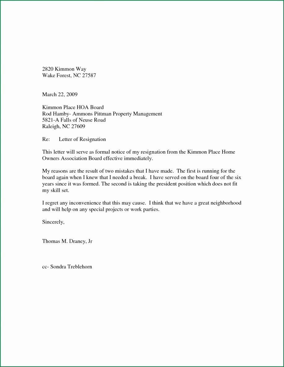 Resignation Letter Effective Immediately Best Of Simple Resignation Letter Effective Immediately Filename