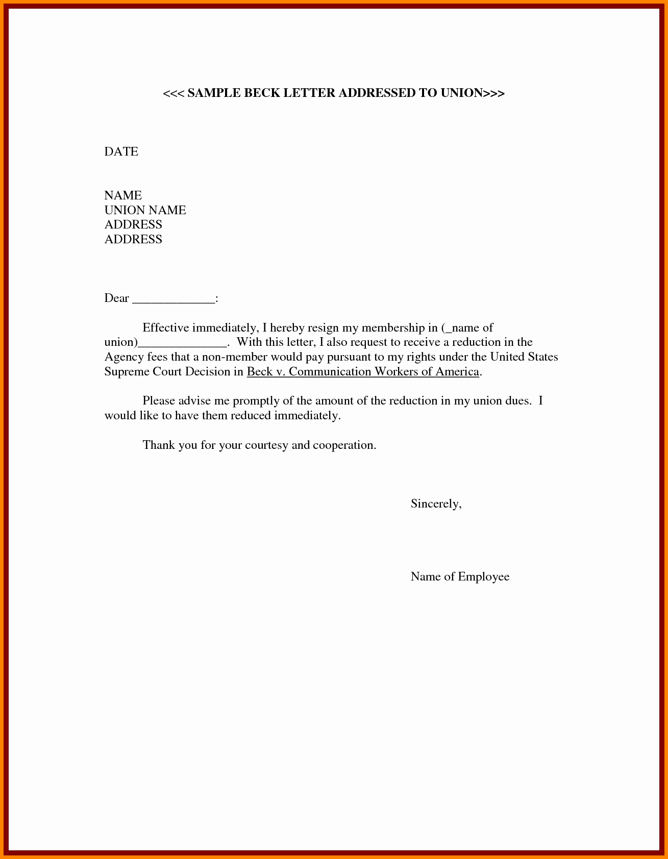 Resignation Letter Effective Immediately Elegant 6 Effective Immediately Resignation