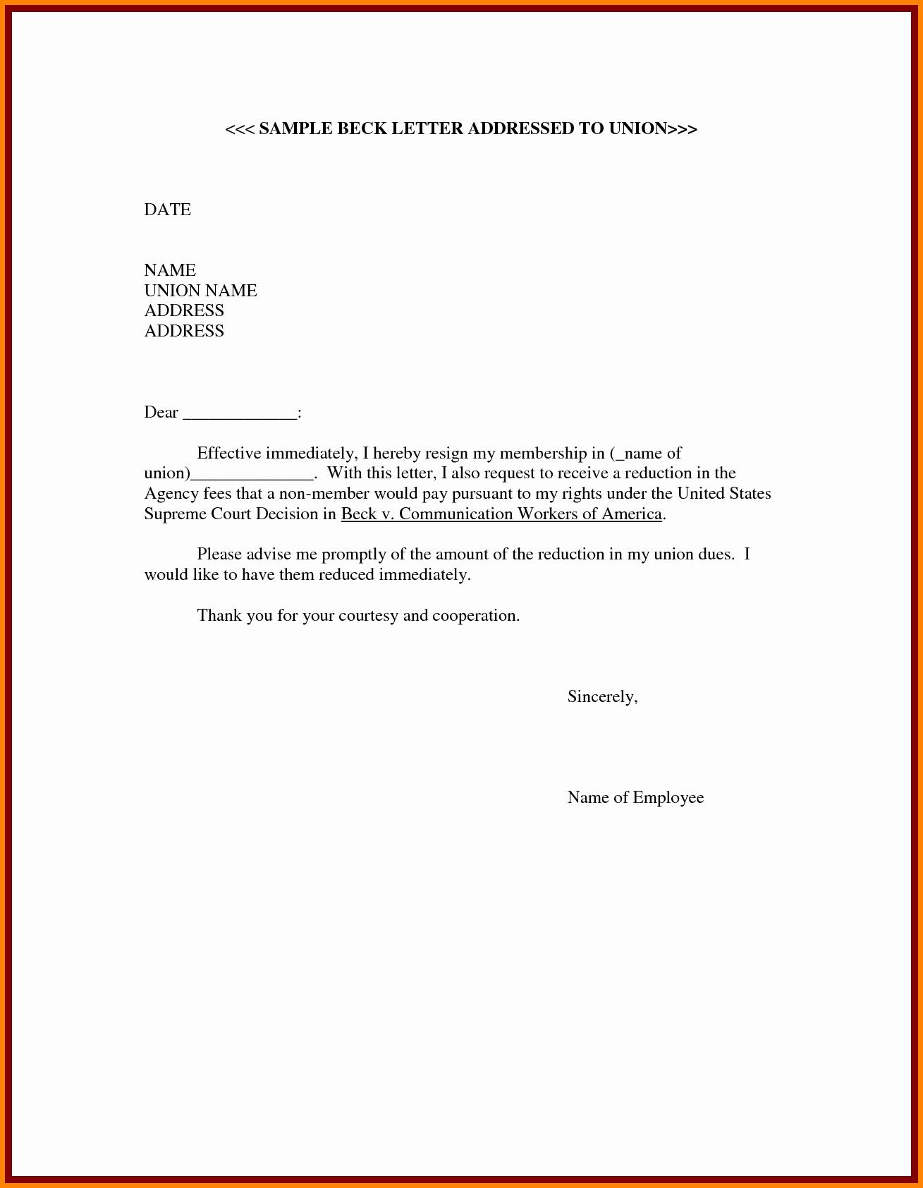 Resignation Letter Effective Immediately Elegant 6 Effective Immediately Resignation