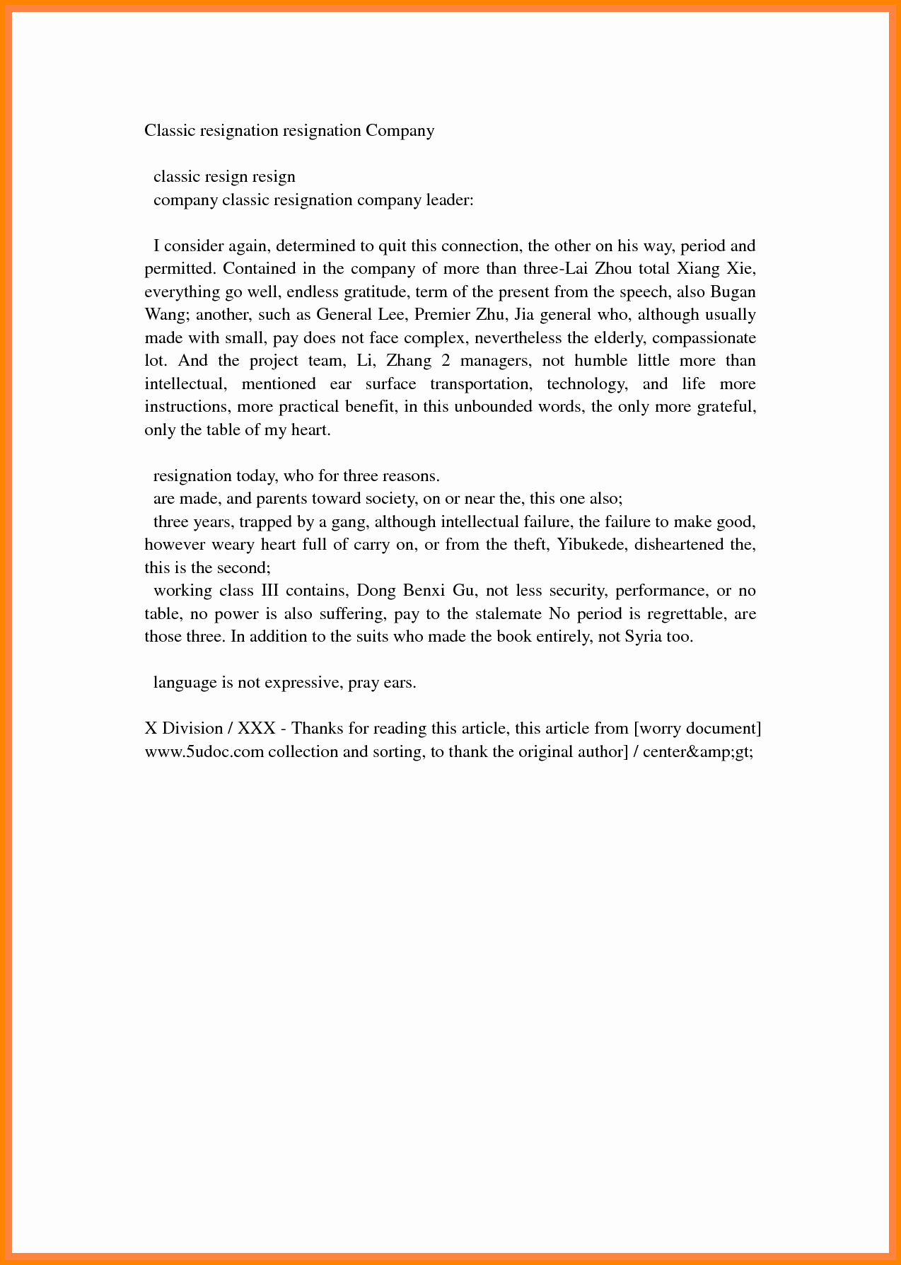 Resignation Letter Effective Immediately Inspirational 7 Effective Resignation Letter